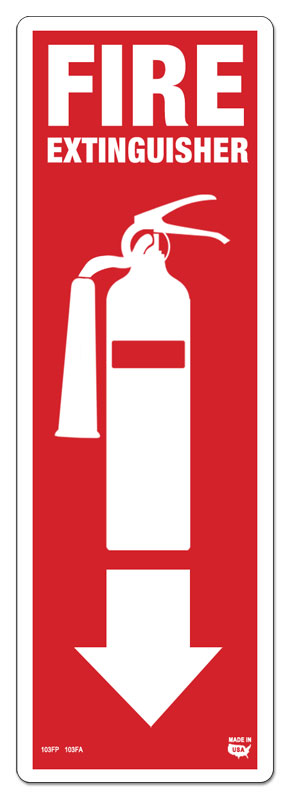 picture about Printable Fire Extinguisher Sign identify Fireplace Extinguisher Indicators